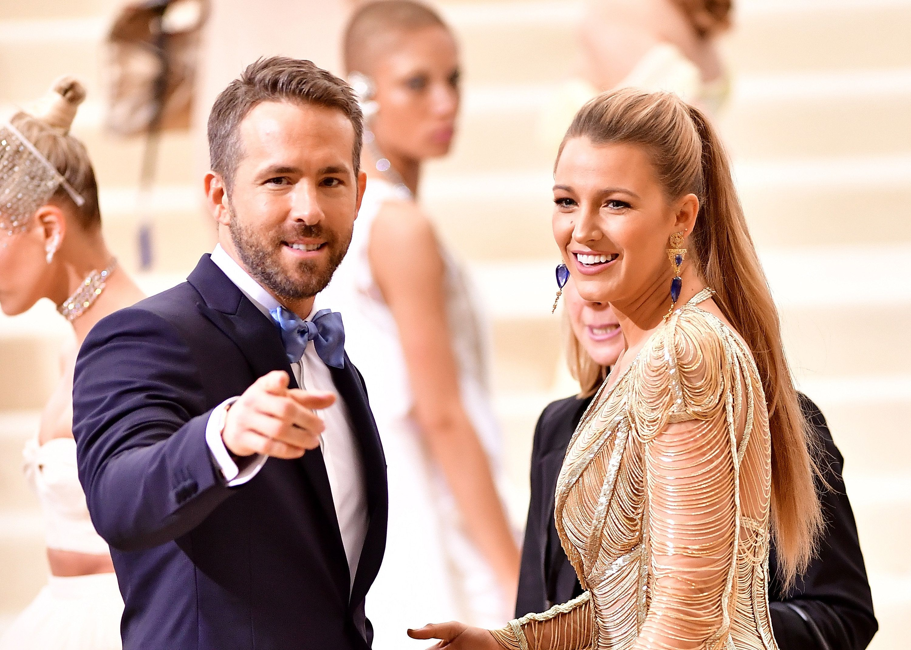 Ryan Reynolds Comments On Marriage Trouble Rumors Like Only He