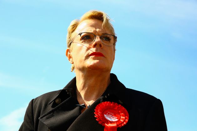 Eddie Izzard on the 2017 Labour general election campaign in Cardiff.
