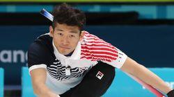 남자컬링 대표팀이 세계선수권에서 연승 행진을