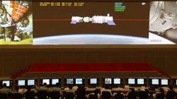 Chinese Space Station, Adrift For Years, Plummets To
