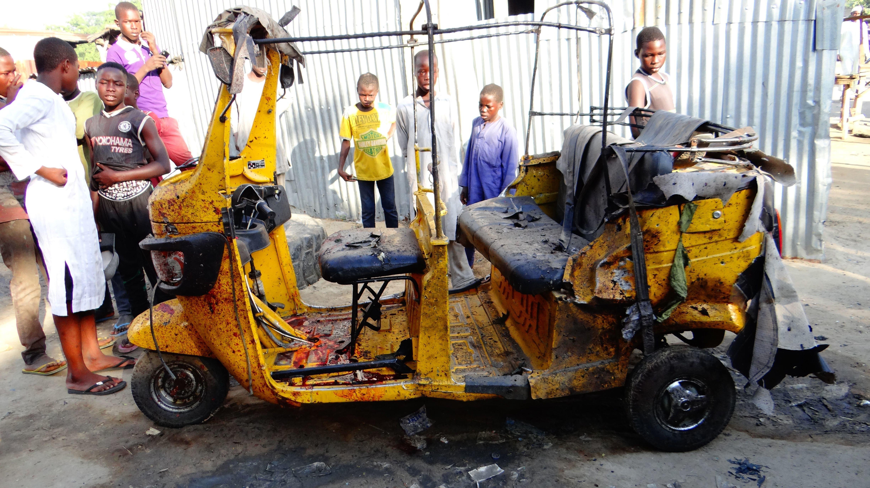 Au Nigeria 18 morts et 84 blessés dans une attaque de Boko