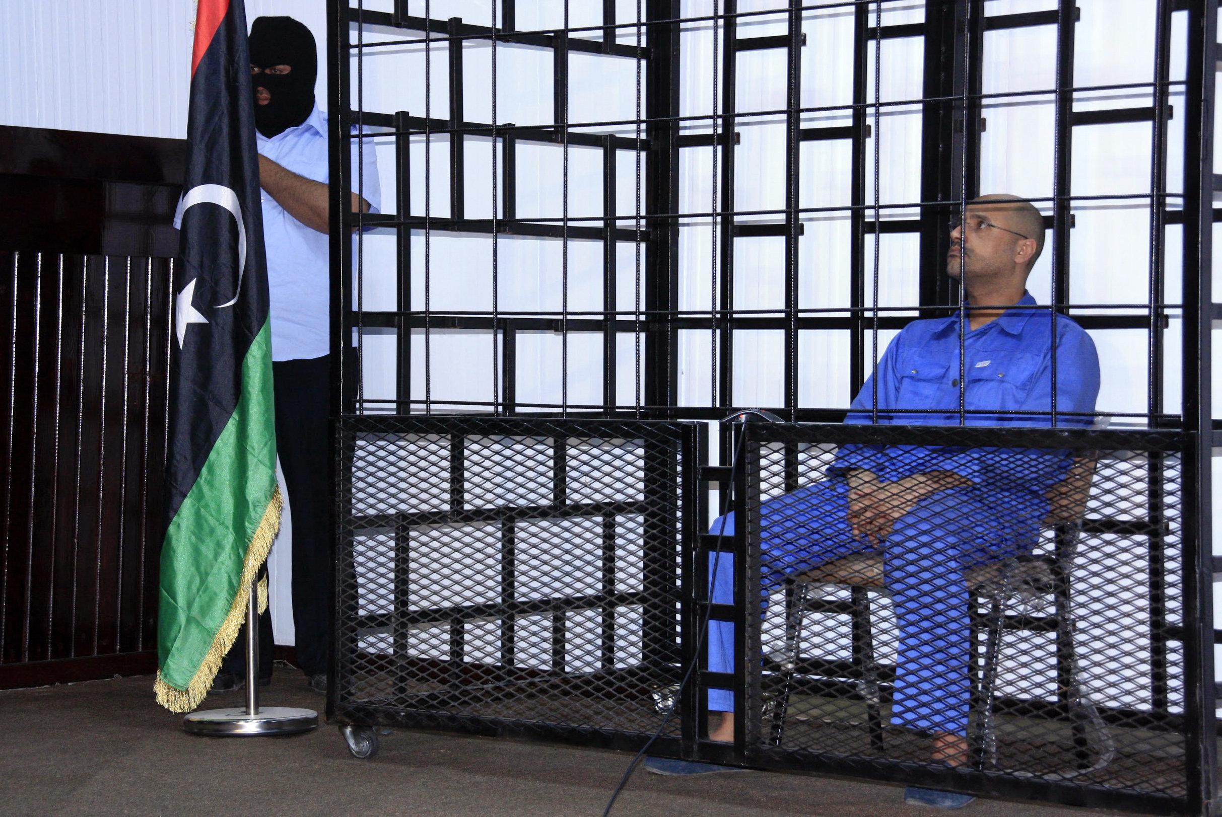 Le sort toujours inconnu de Seif al-Islam Kadhafi