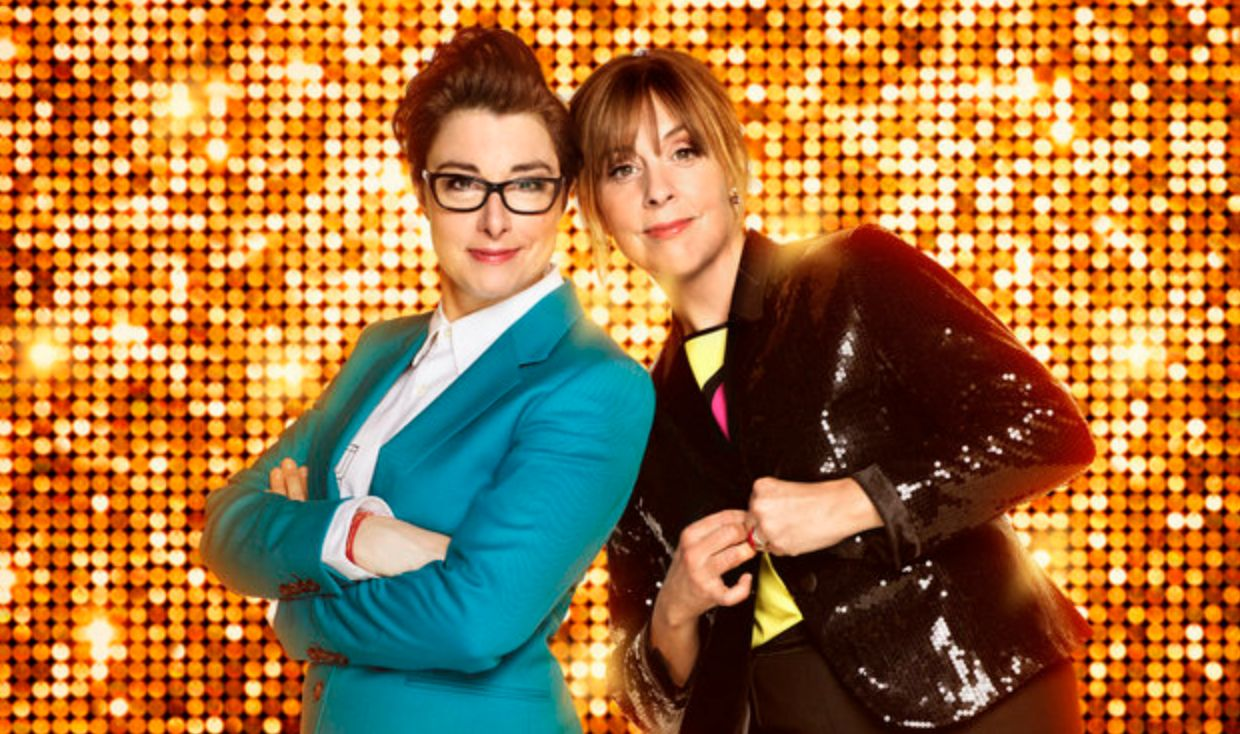 Ratings Revealed For Mel And Sue's 'Generation Game'