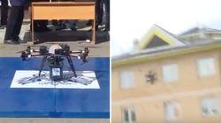 Russische Post zelebriert erste Paketlieferung per Drohne – der Pilotflug endet im