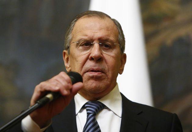 Λαβρόφ: Η περαιτέρω κλιμάκωση της κρίσης Ρωσίας- Δύσης δεν εξαρτάται από τη