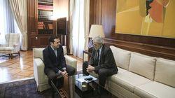 Συνάντηση Στυλιανίδη - Τσίπρα: Συνεχής και αποφασιστική η στήριξη της ΕΕ στην