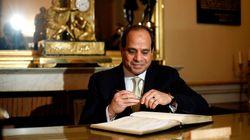 En Egypte, Sissi réélu président avec 97,08% des