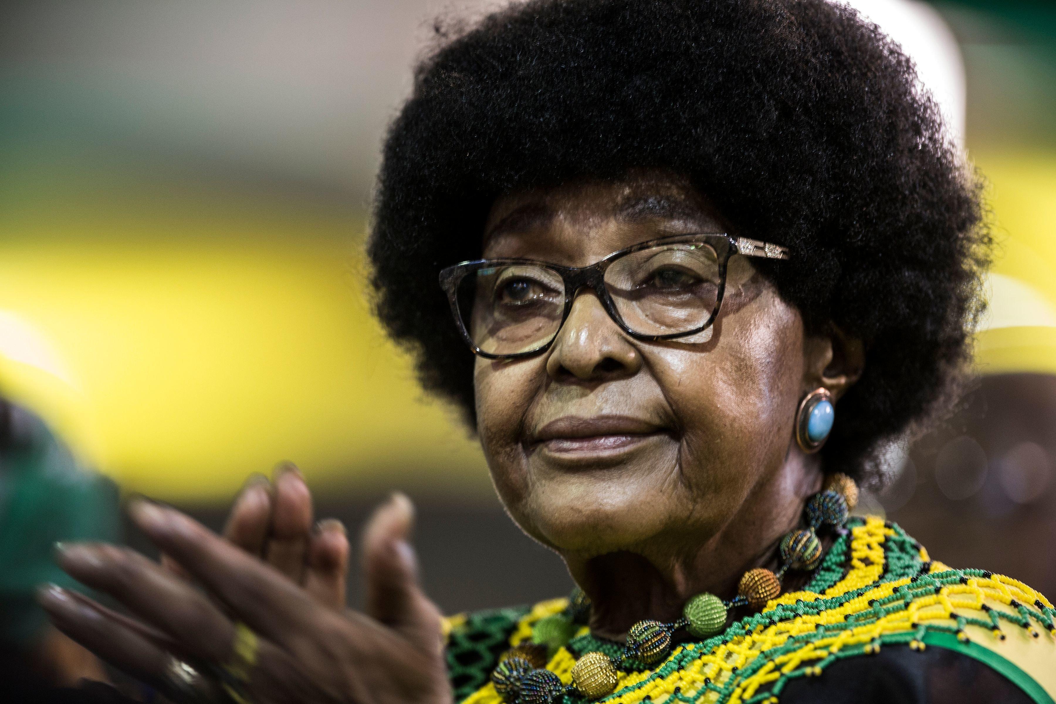 Πέθανε η Γουίνι Μαντέλα σε ηλικία 81