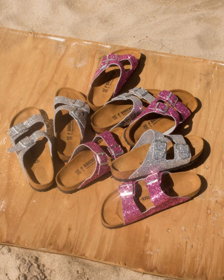 ed07d8fabd0 Glitter Birkenstocks Are Now A Thing You Can Actually Buy