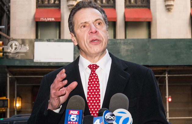 The bill was part ofGov. Andrew Cuomo's 2018 Women's