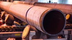 Η κατασκευή του τουρκικού αγωγού φυσικού αερίου προχωρά με βάση το χρονοδιάγραμμα, σύμφωνα με το
