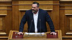 Περικοπή βουλευτικής αποζημίωσης και 15 μέρες αποκλεισμό από κοινοβουλευτικές διαδικασίες στον Λαγό της Χρυσής