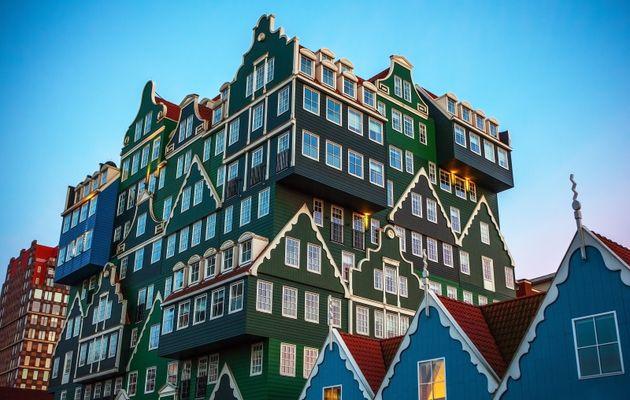 Marre des hôtels classiques? Voici 35 alternatives