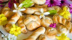 Πασχαλινά κουλουράκια - Κουλουράκια της Λαμπρής και της