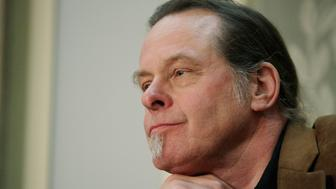 Musician Ted Nugent listens to U.S. President Barack Obama's State of the Union speech on Capitol Hill in Washington, February 12, 2013.  REUTERS/Jonathan Ernst (UNITED STATES  - Tags: POLITICS ENTERTAINMENT)