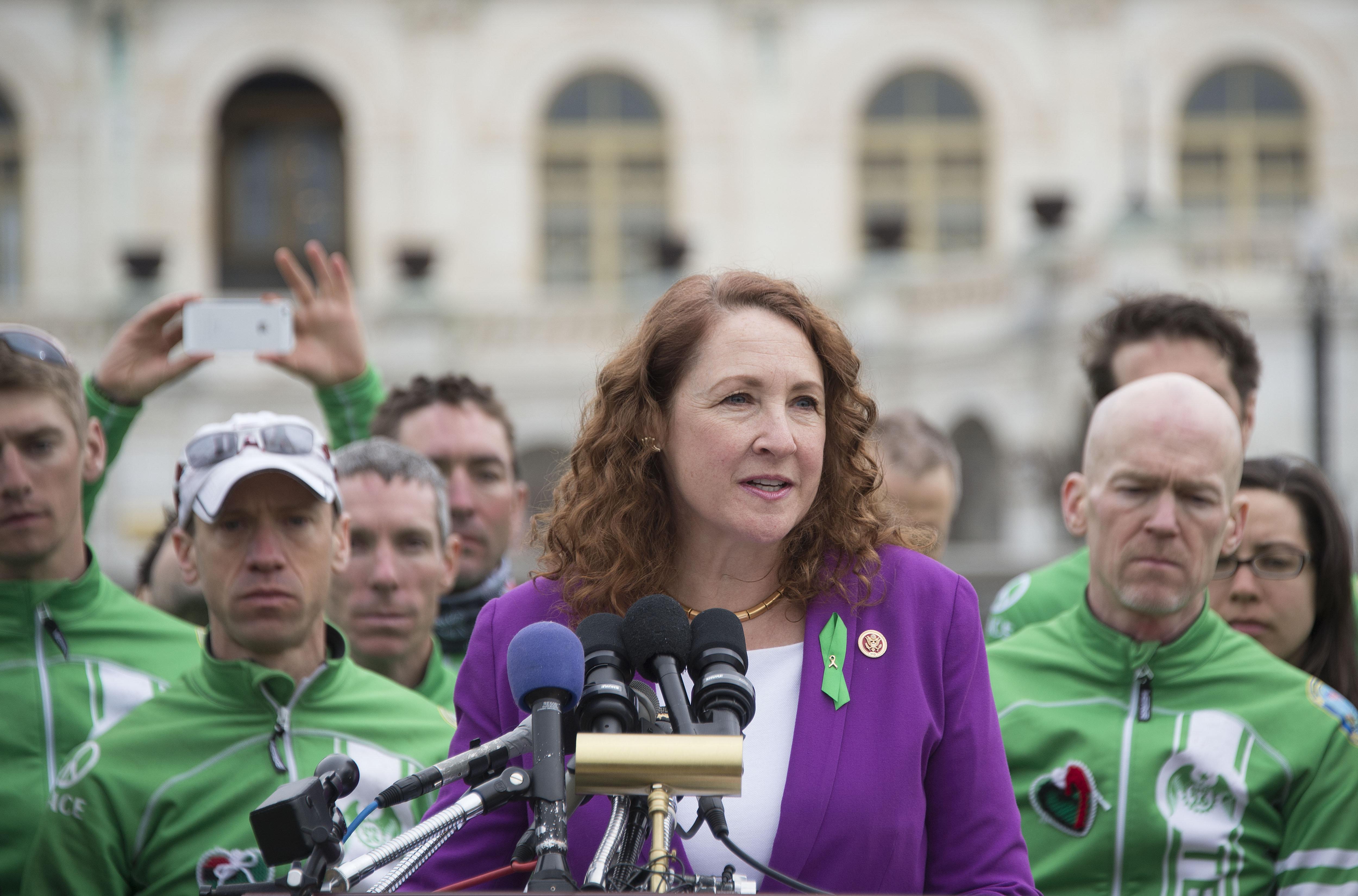 Rep. Elizabeth Esty in 2014.