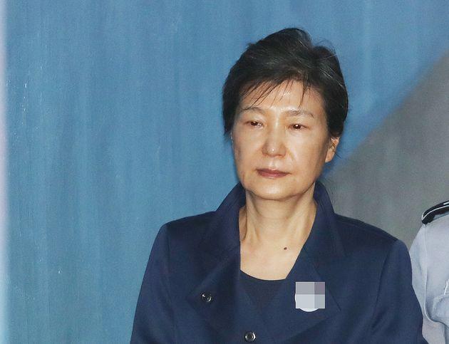 박근혜 전 대통령의 1심 선고가