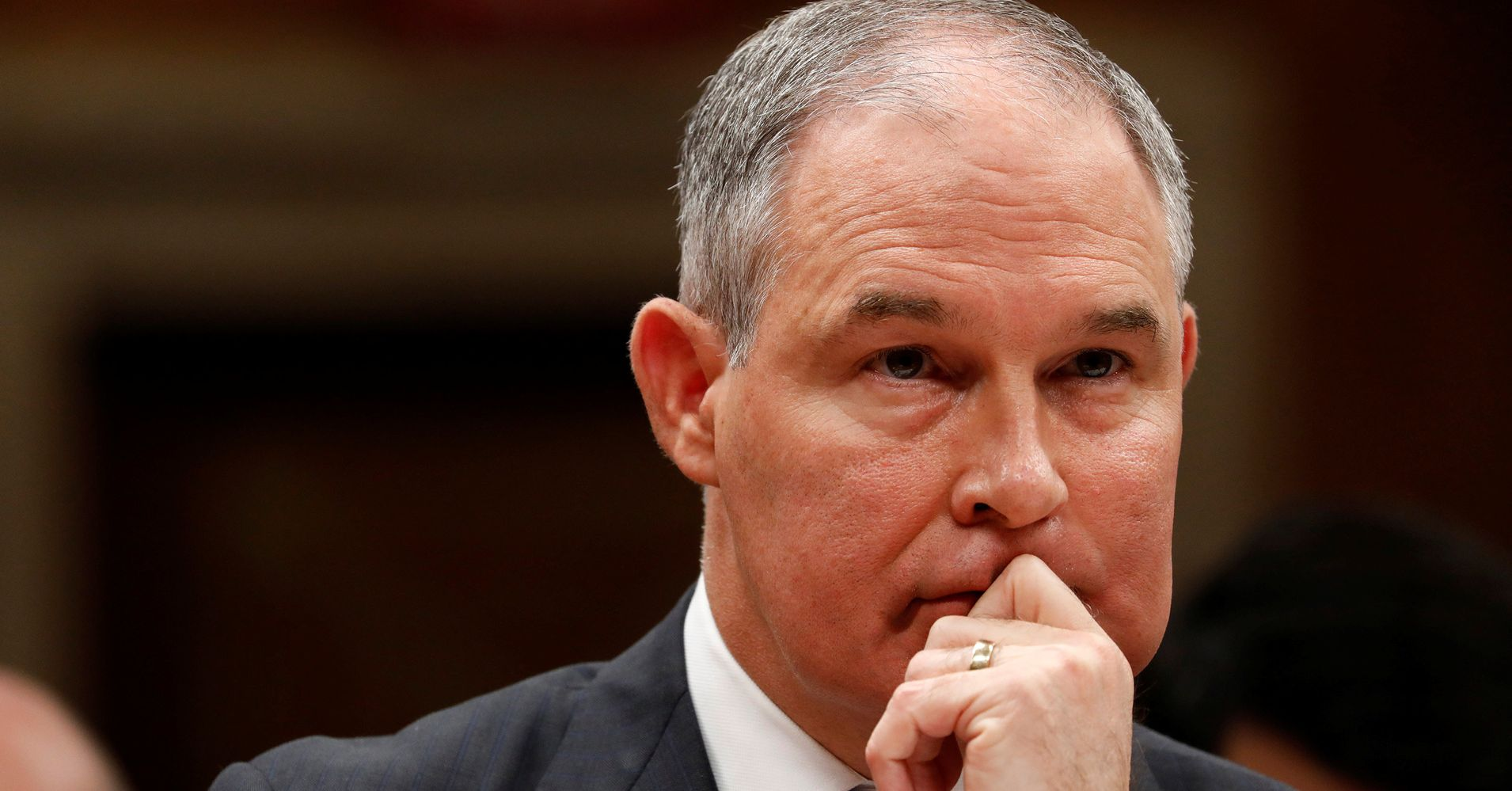 Scott Pruitt Resigns From The EPA Amid Ethics Scandals