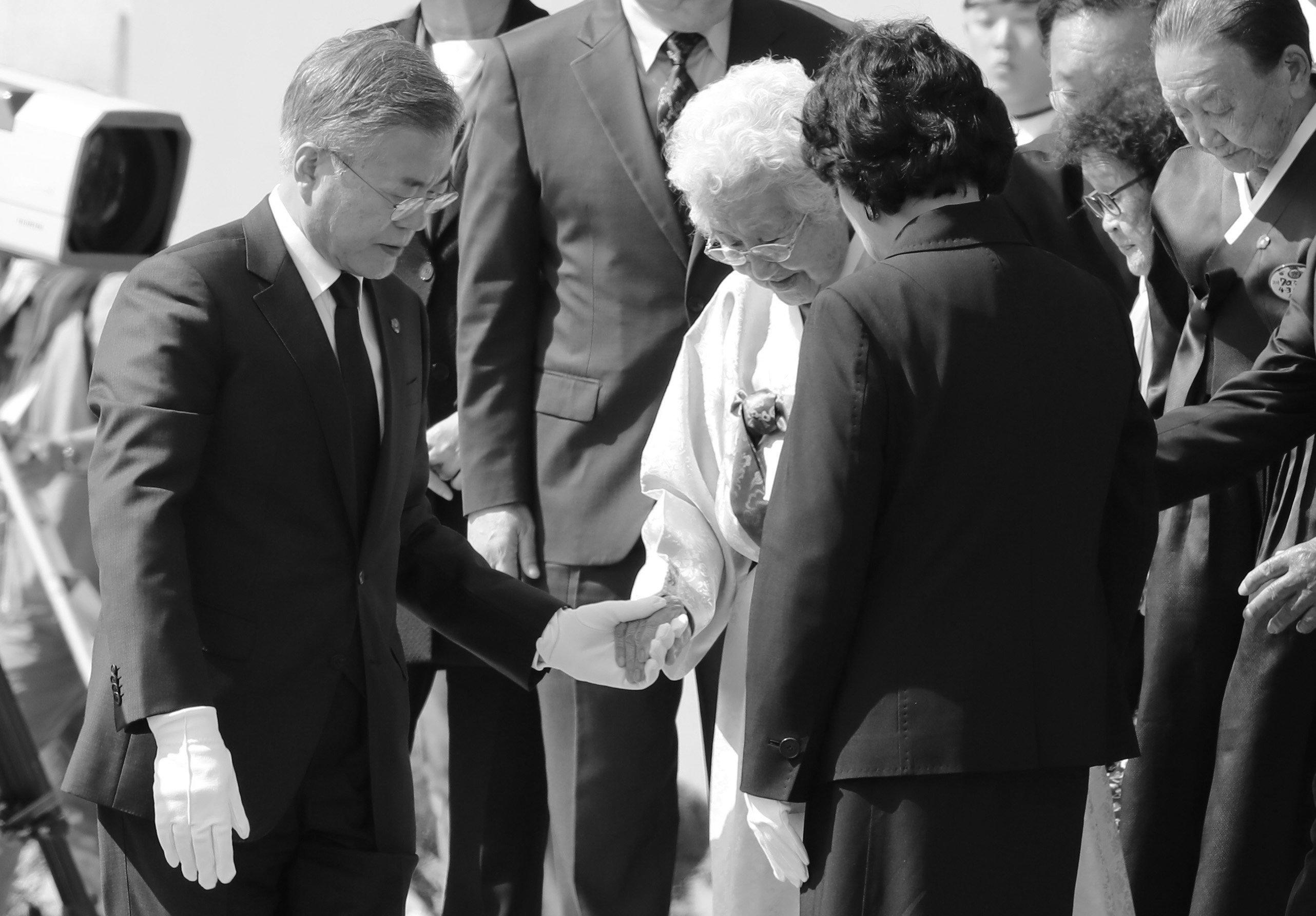 문대통령의 '제주 4.3' 추념사가 유족들을 눈물짓게 만든 5가지
