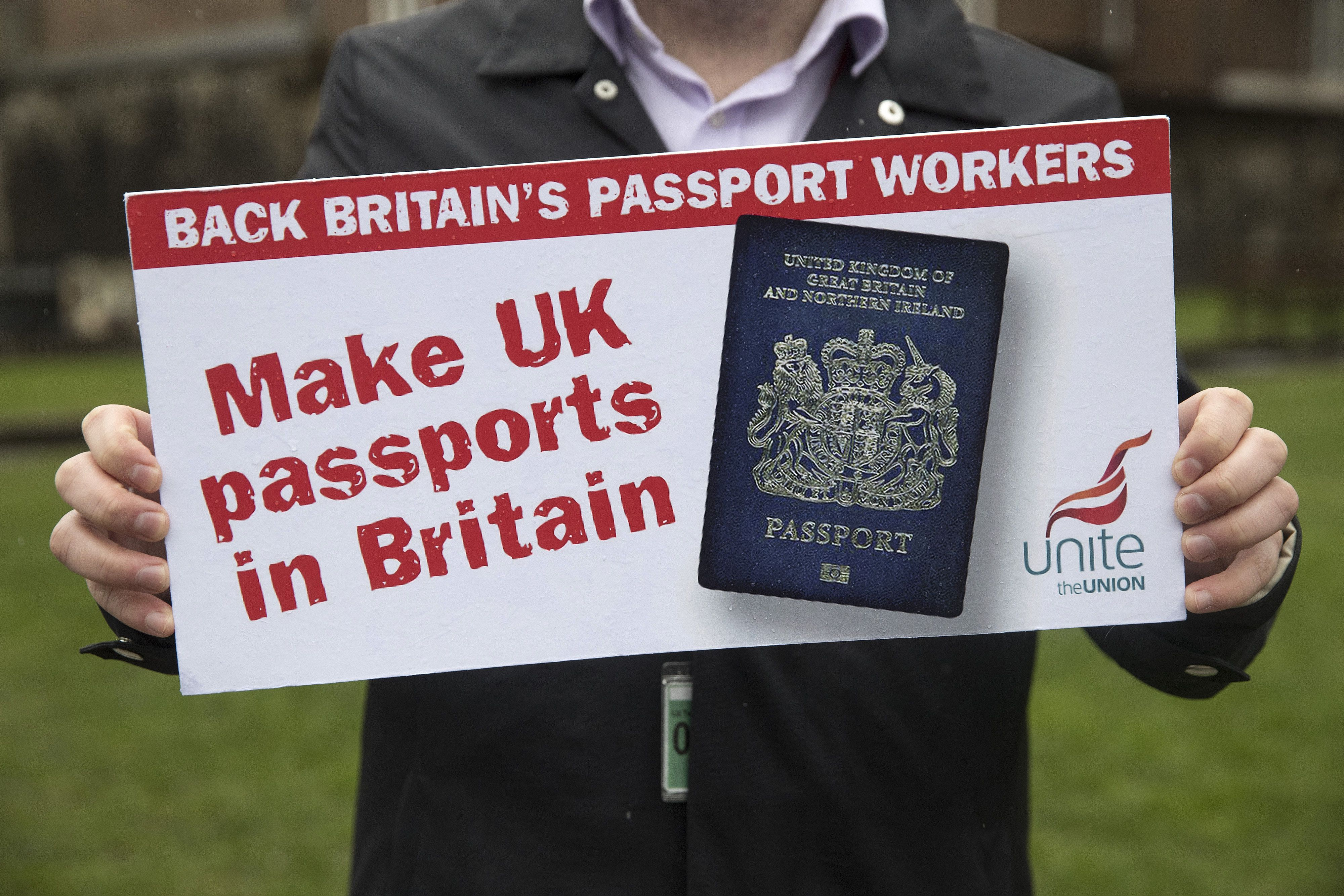 Firm gets more time to appeal United Kingdom passport decision