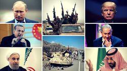 Die zwei Fronten im Nahen Osten: Wer nun gegen wen ins Feld zieht
