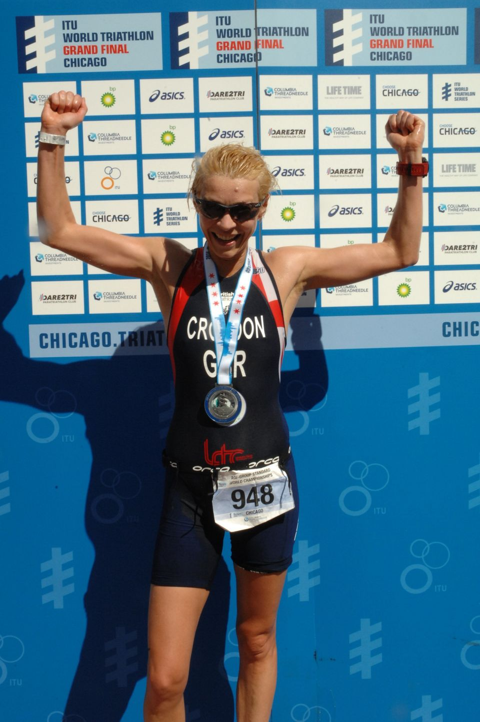 Going From Party Girl To Team GB Triathlete: The Resilience I Didn't Know I