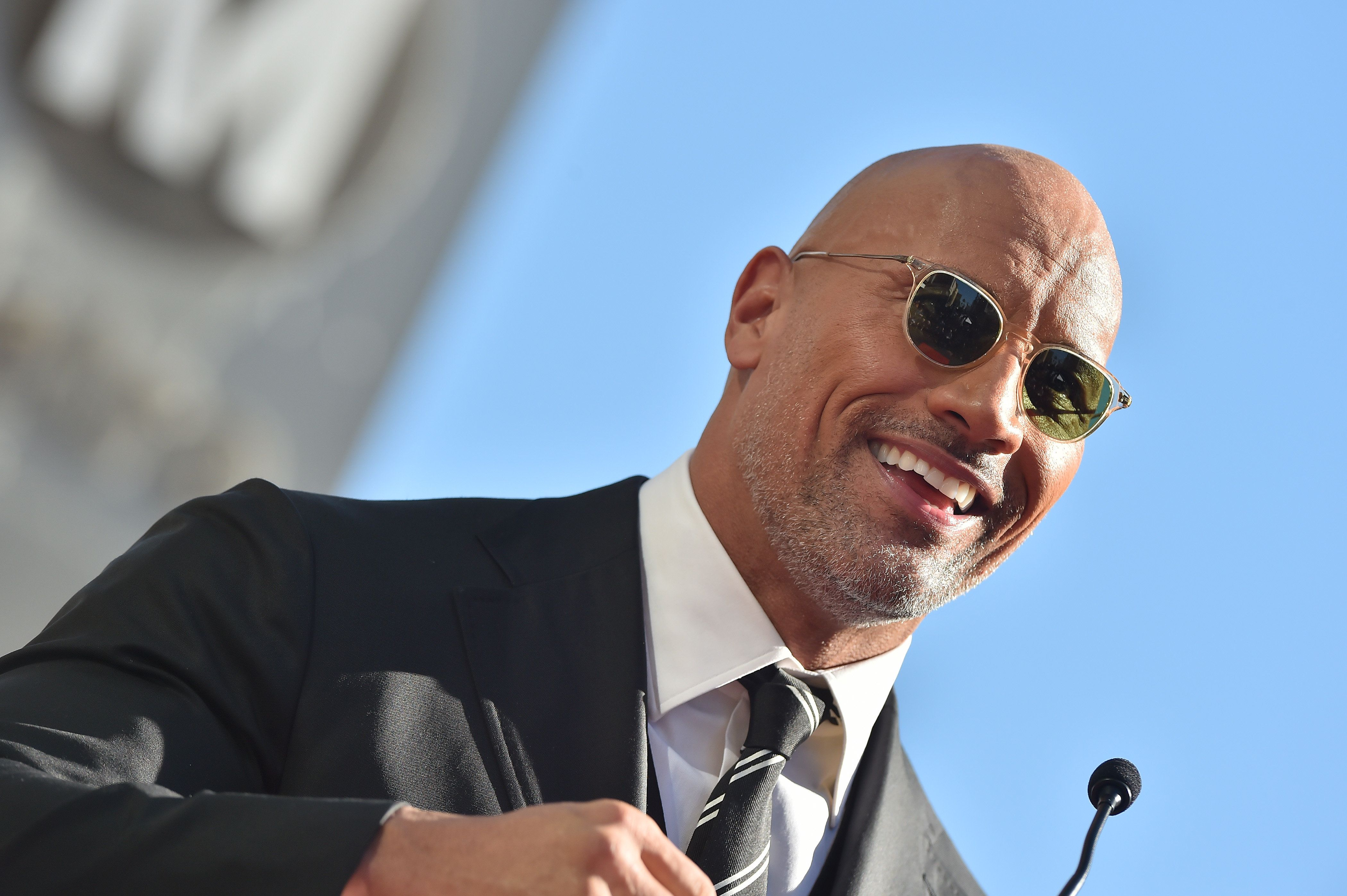 Men Affected By Depression Share What Dwayne 'The Rock' Johnson's Comments Mean To
