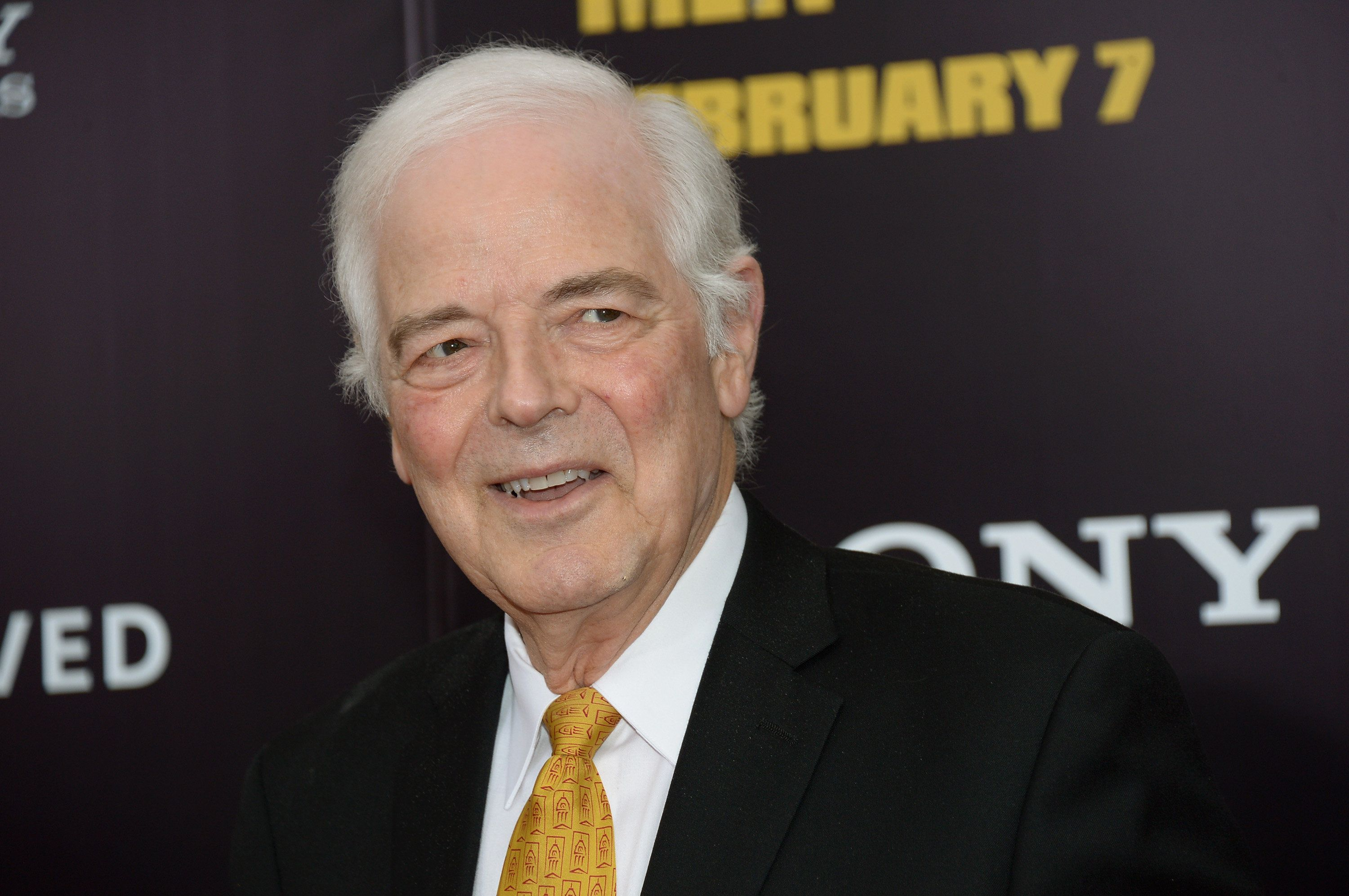 NEW YORK, NY - FEBRUARY 04:  Journalist Nick Clooney attends 'The Monuments Men' premiere at Ziegfeld Theater on February 4, 2014 in New York City, New York.  (Photo by Michael Loccisano/Getty Images)
