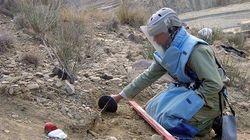 Mines antipersonnel coloniales: 7500 victimes entre 1956 et