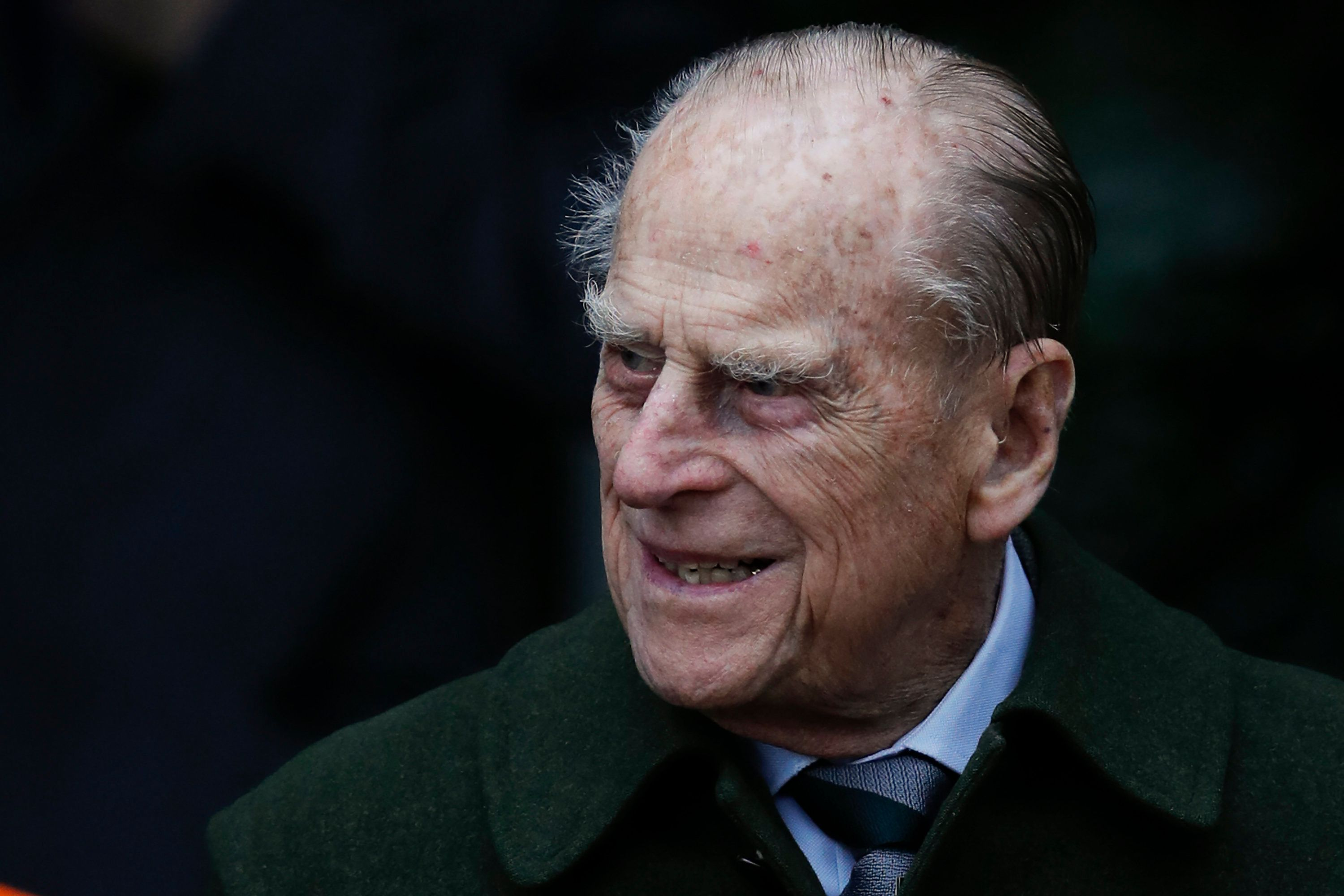 Prince Philip Admitted To Hospital For Planned Hip