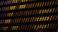 Une défaillance technique risque de retarder la moitié des vols