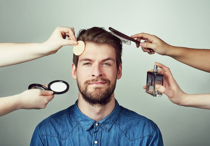 More makeup options for men signal that beauty norms are changing.