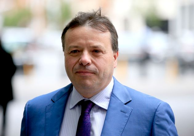 Arron Banks is the founder of Leave.EU