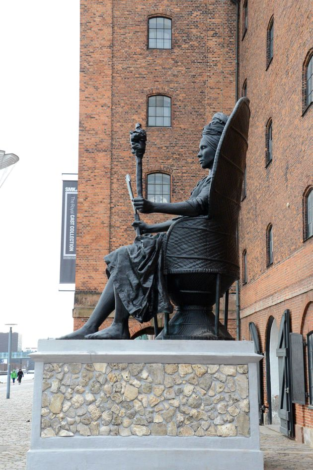 Denmark's First Public Monument To A Black Woman Pays Homage To