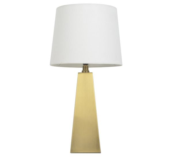 "Get it at <a href=""https://www.target.com/p/metal-tapered-table-lamp-touch-control-gold-pillowfort-153/-/A-51847444?preselect"