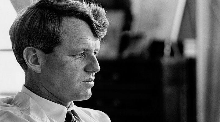 """Bobby Kennedy for President"" on Netflix."