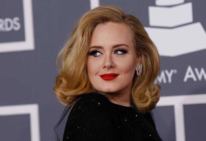 """""""You know me any excuse to dress up,"""" Adele captioned a photo from the happy day."""