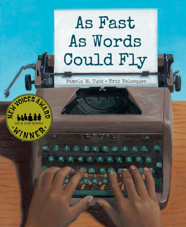 <i>As Fast as Words Could Fly</i>is a fictional story that reflectsKing's mission.AuthorPamela M. Tuc