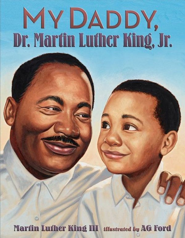 Martin Luther King III shares what life was like alongside his famous father in this charming children's bookillustrate