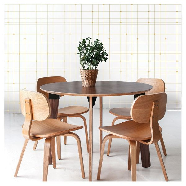 Target offers chic yet simple removable wallpaper optionsfrom Tempaper that are lead-free, phthalate-free, and VOC-free