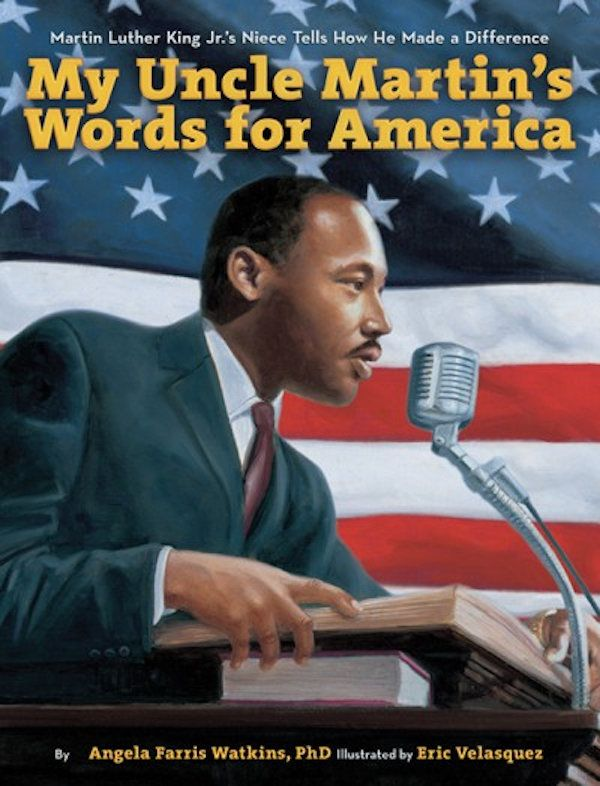 Author and professor Angela Farris Watkinsoffers her take on her uncle's inspiring message and legacy in<i>My Un