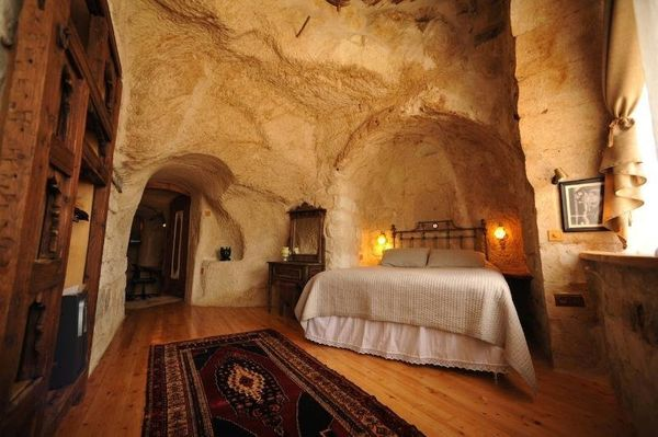 "This cave house, in the heart of Cappadocia, is <a href=""https://www.tripadvisor.com/VacationRentalReview-g297989-d6655508-An"