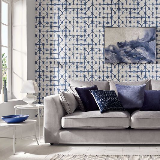 If you're looking to make a subtle change to a room, Graham & Brown offers much more subdued and classier wallpaper optio