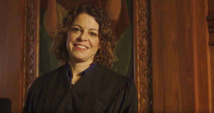 Rebecca Dallet will be the newest justice on the Wisconsin Supreme Court.