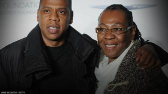 Jay-Z opened up about the moment his mother came out