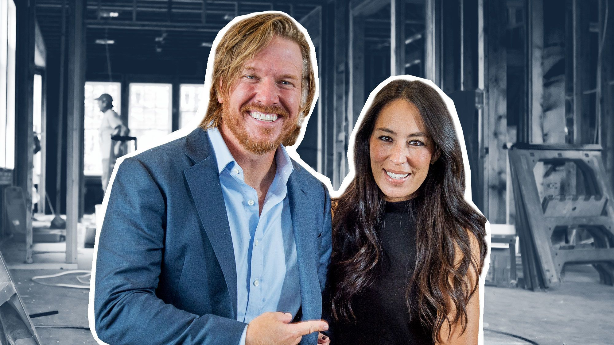 How 'Fixer Upper' Popularized A New Kind Of Wallpaper TV - HuffPost
