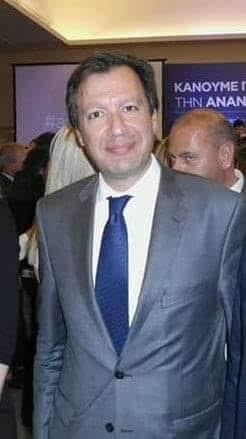 Παναγιώτης Ανδρικόπουλος, ο νέος Γενικός Γραμματέας του Ελληνικού Ερυθρού