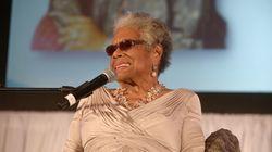 Maya Angelou im Google Doodle: Ihr Leben inspirierte auch Oprah