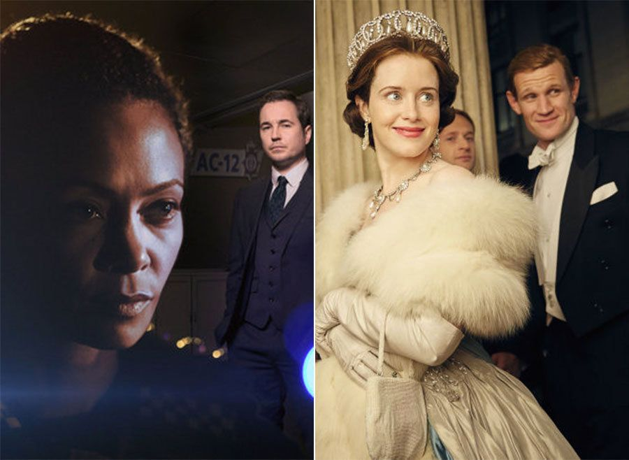 'Line Of Duty' And 'The Crown' Among Shows Leading This Year's TV Bafta