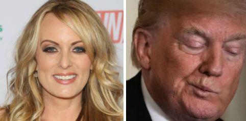 포르노배우 스캔들 이후 미국 남성들의 트럼프 지지도가 더
